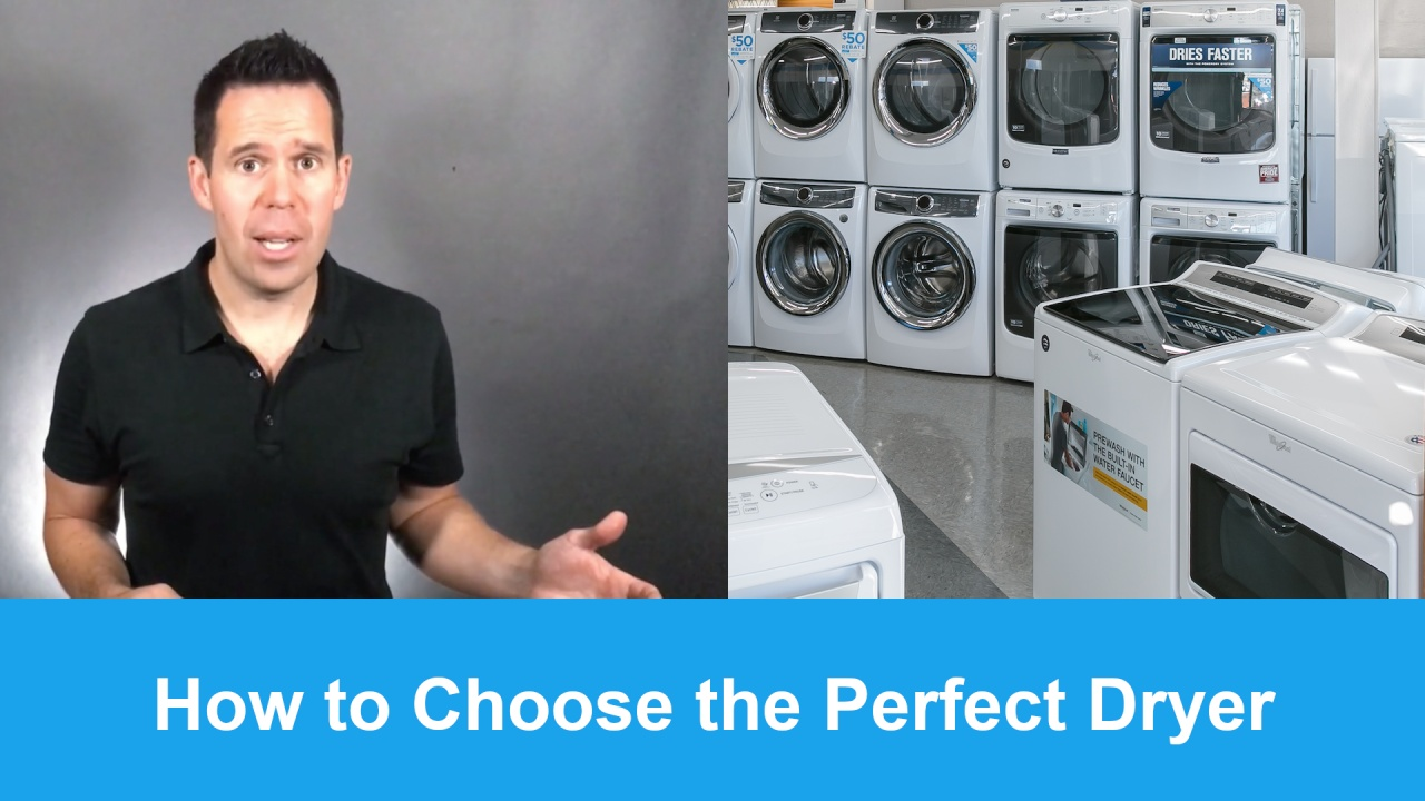 Final Dryer Buyer's Guide Video 10 16 17