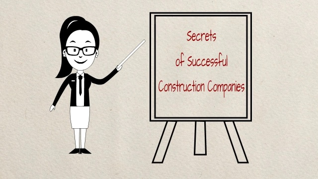 Wistia video thumbnail - Secrets of Successful Construction Companies