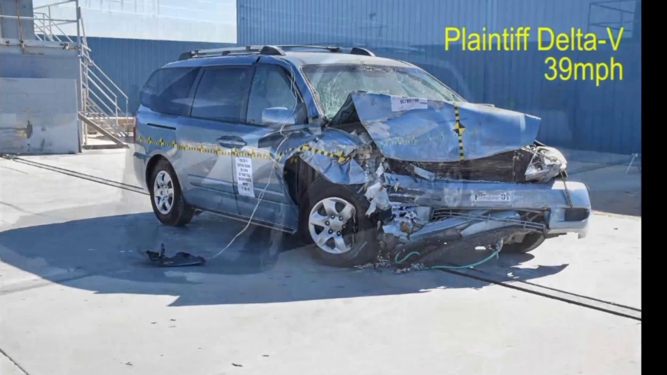 Dallas Car Accident Lawyer Uses Crash Tests To Win Fatal Airbag Case