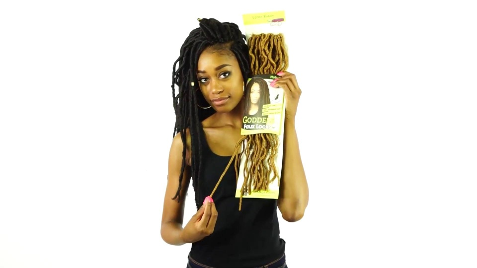 Urban Beauty Urban Beauty Naturall Crochet Loop Goddess Faux Locs