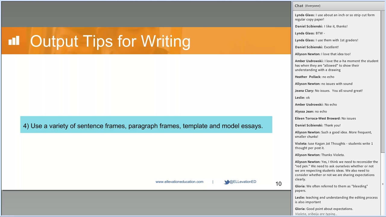 Strategies To Fortify Writing In Your Classroom Ellevation Education