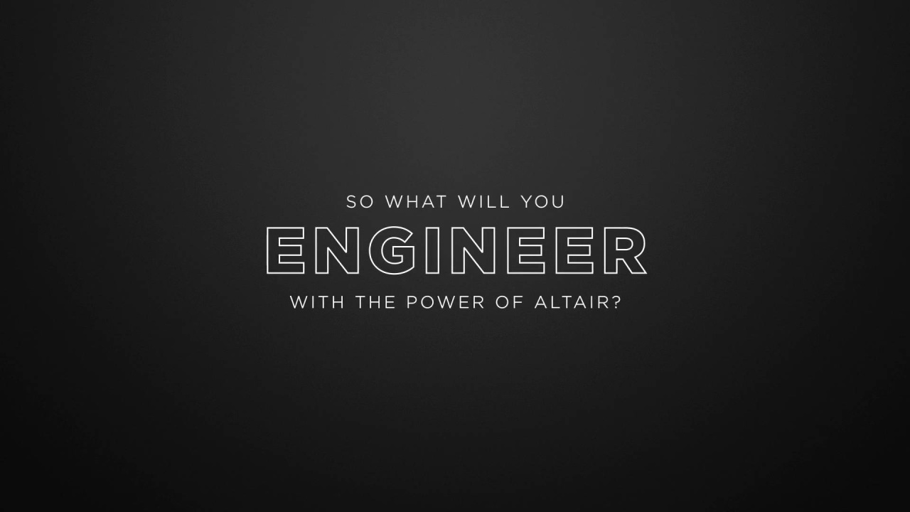 Altair: Transforming the Way Companies Design Products and Make ...