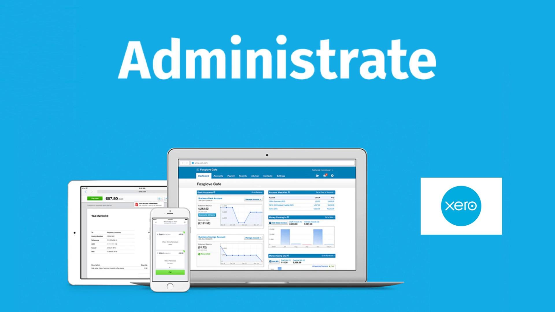 How to Integrate Xero with Administrate