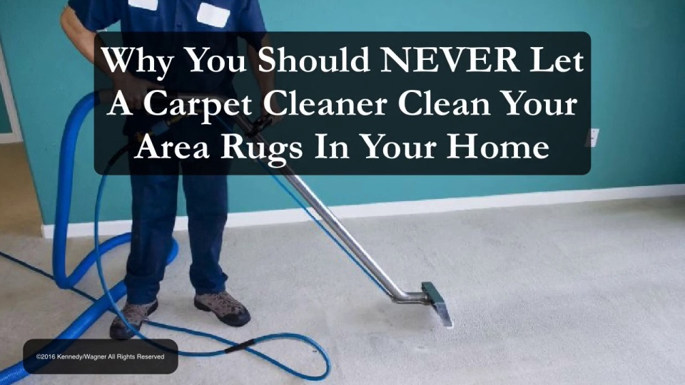 Why Avoid In Home Rug Cleaning