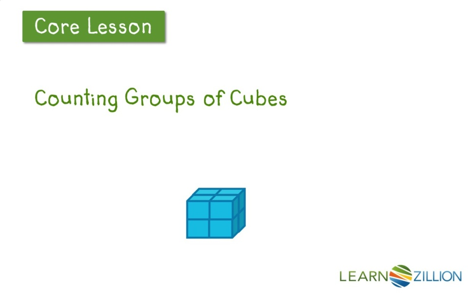count unit cubes in a rectangular prism learnzillion