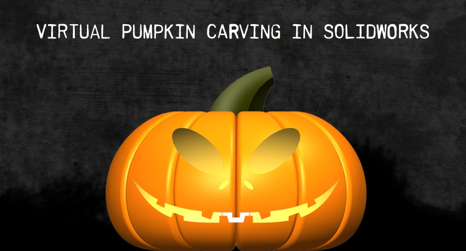 Wistia video thumbnail - Virtual Pumpkin Carving with SOLIDWORKS