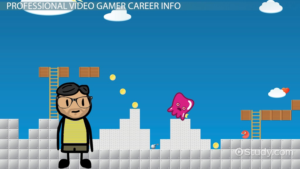 video game design as a career