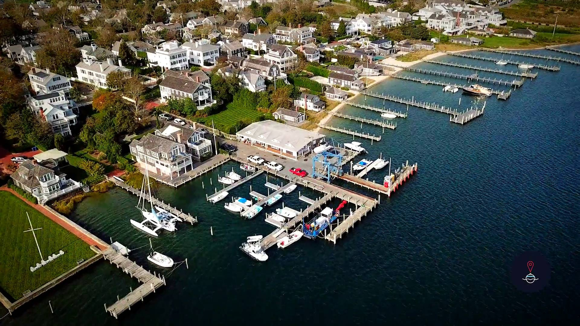 Wistia video thumbnail - Edgartown Harbor Interview