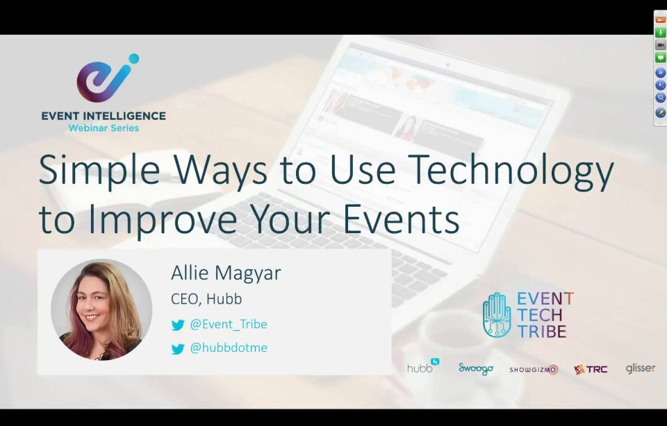 Wistia video thumbnail - Simple Ways to Use Technology to Improve Your Event