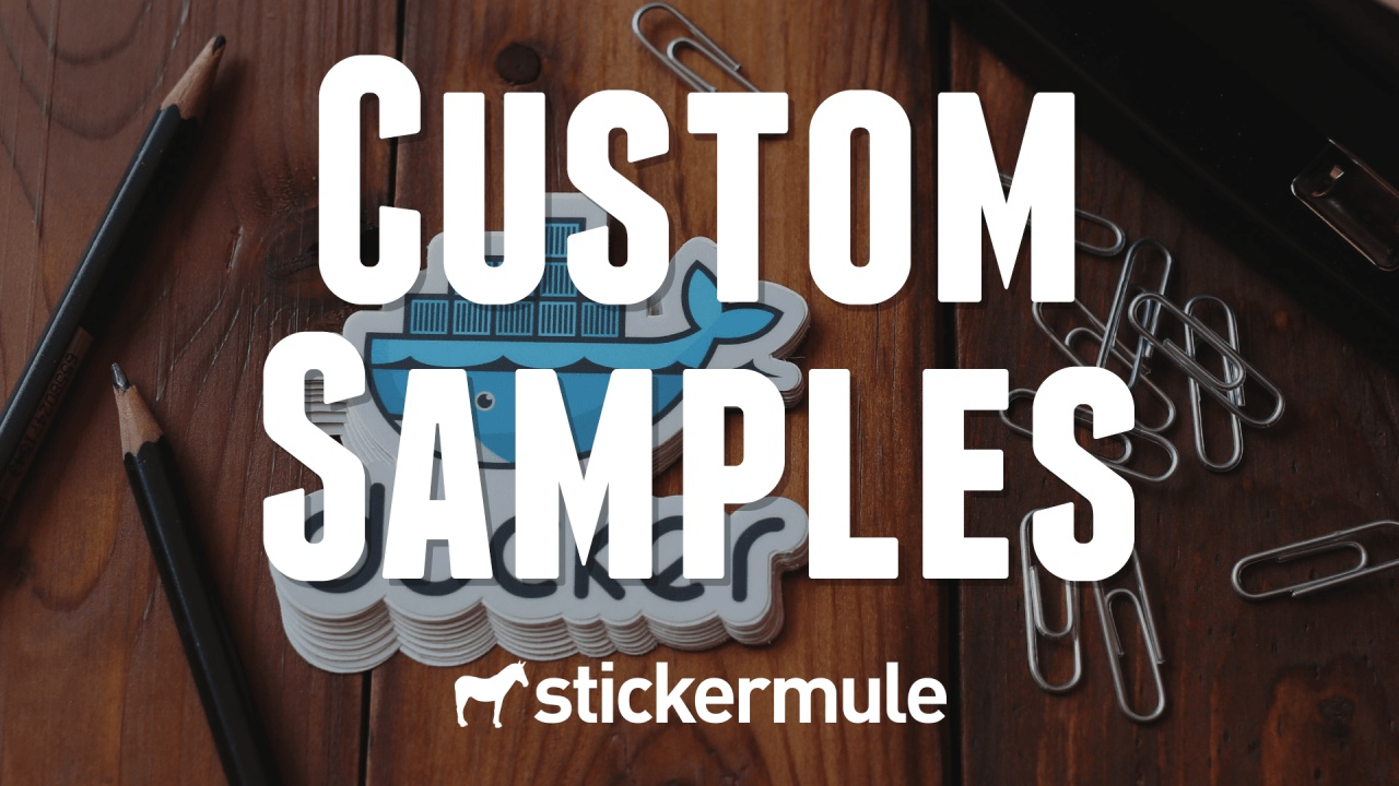 Try custom samples before placing a large order