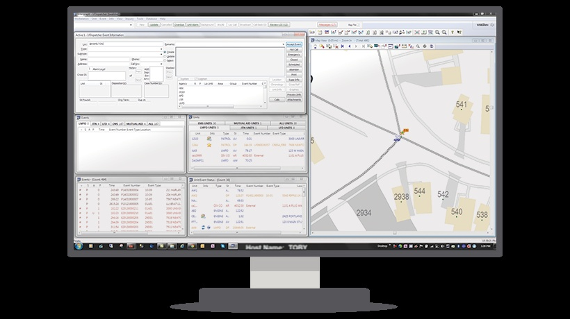 Enhance Emergency Operations with Intergraph® Computer-Aided Dispatch