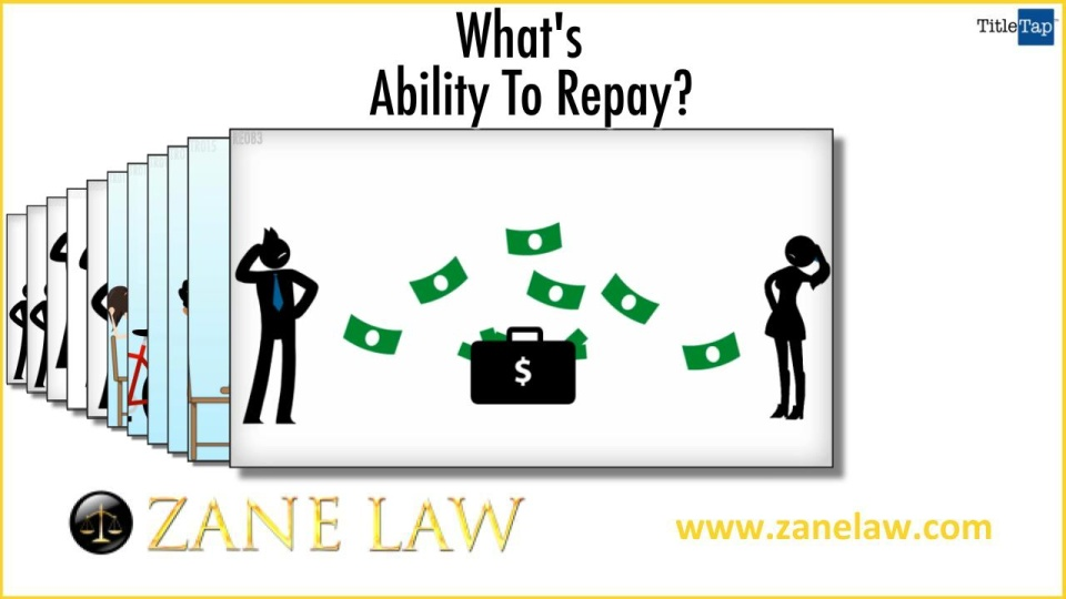 What Does Ability To Repay Mean Palm Beach Gardens Fl Title