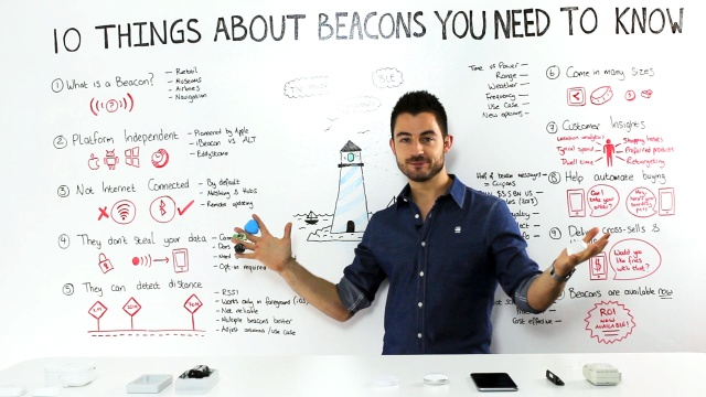 Wistia video thumbnail - Episode 3 | 10 Things About Bluetooth Beacons You Need to Know