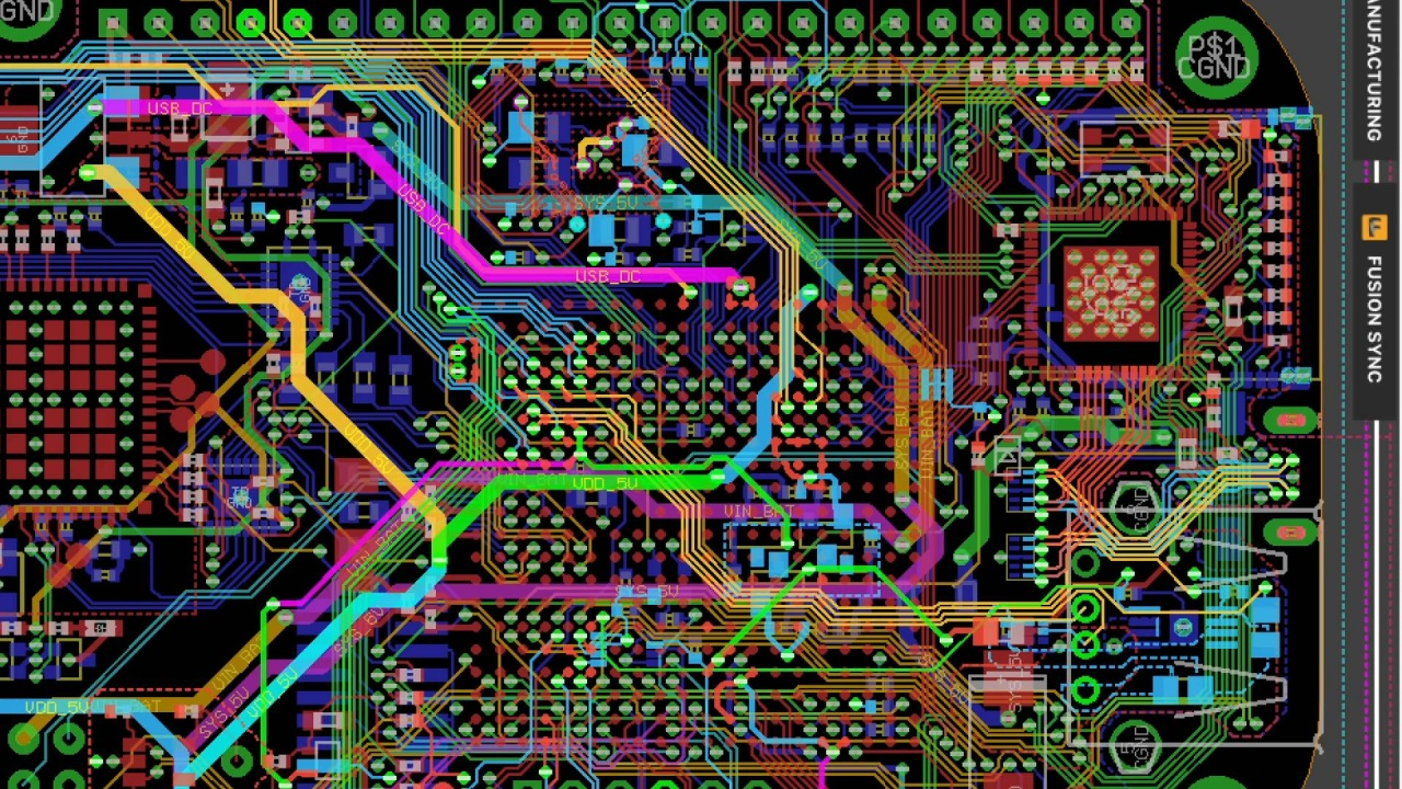 Eagle Pcb Design Software Autodesk Designer Is Everything You Need To Easy Use Video Thumbnail