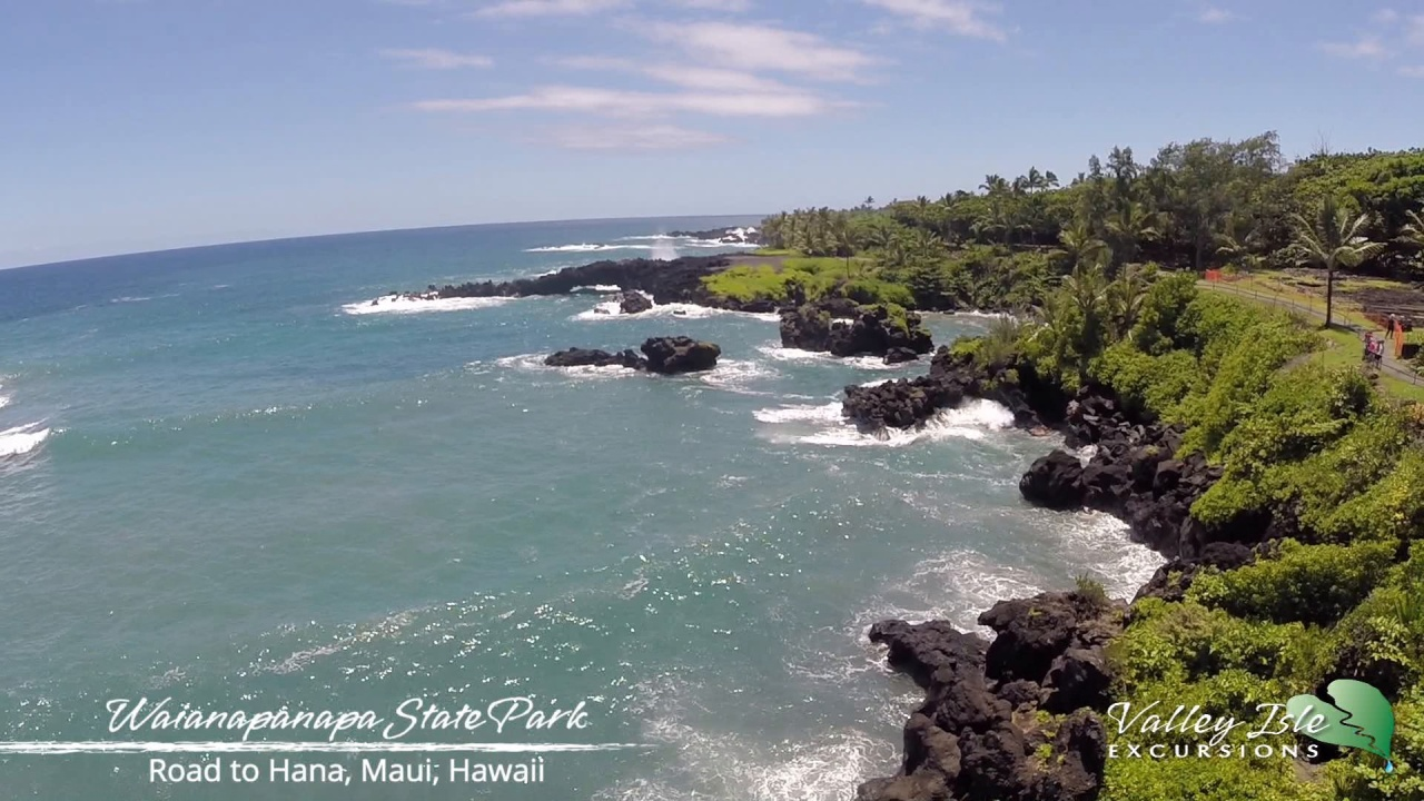 See The Road to Hana | Highway Map & Guide To Hana Maui