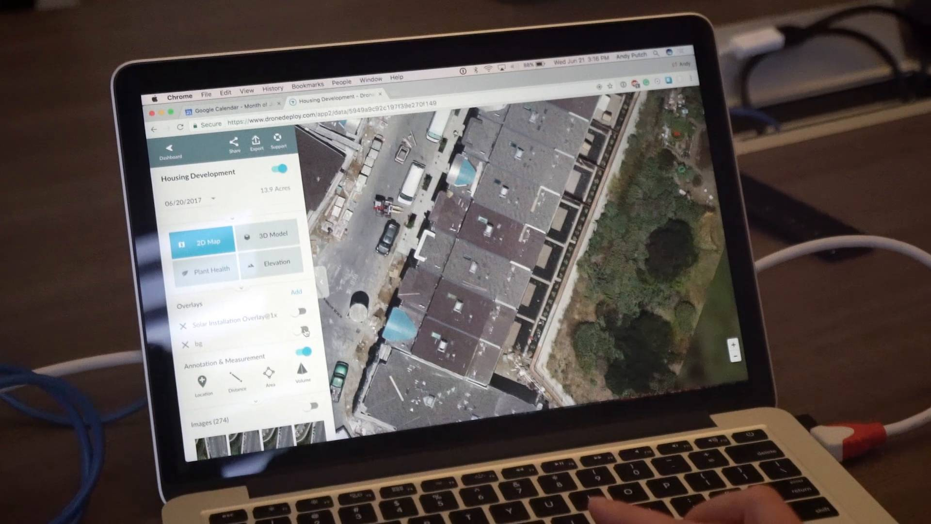 Powerful Drone UAV Mapping Software DroneDeploy - Drone mapping software free