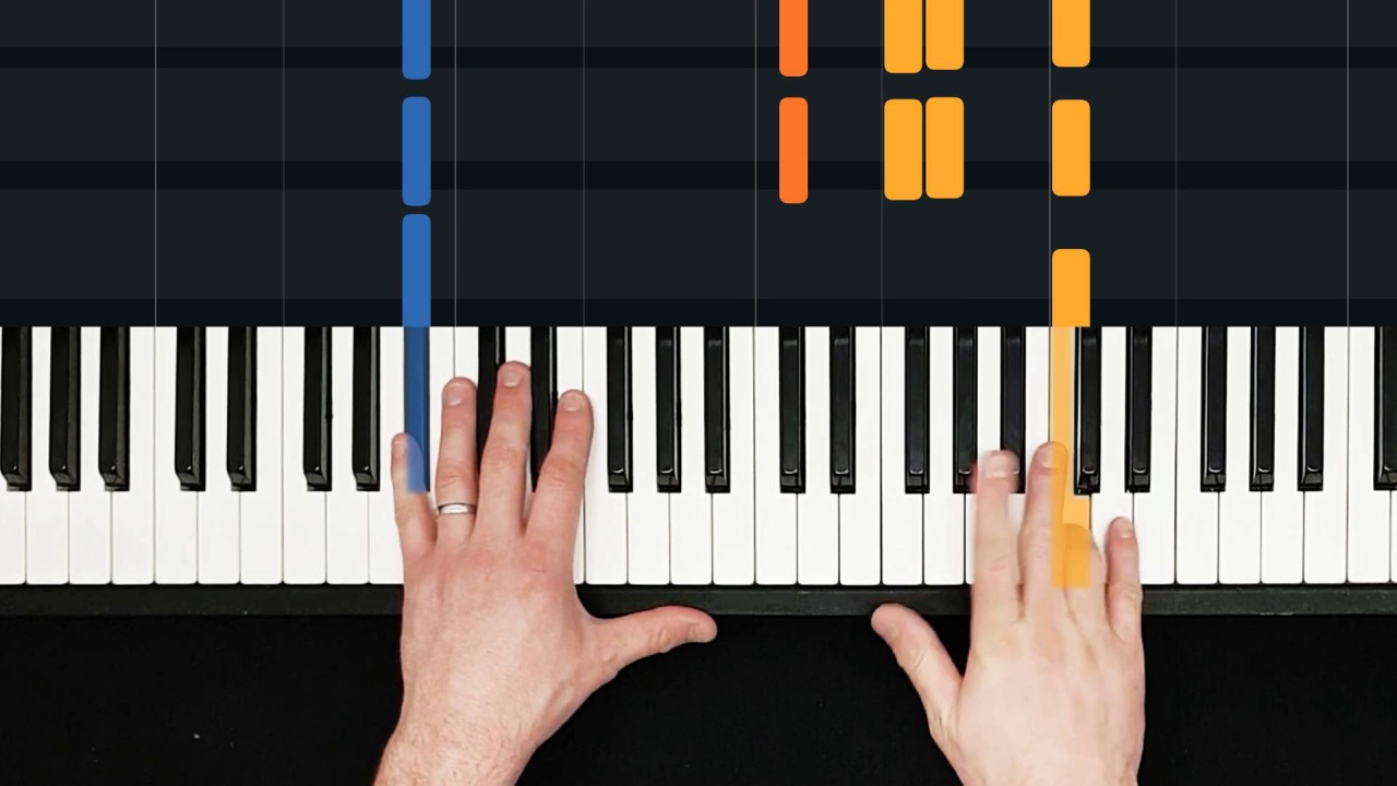 rex orange county edition piano chords