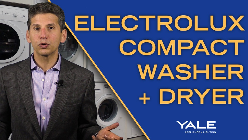 Wistia video thumbnail - Is Electrolux Compact Laundry Any Good? [EIED200QSW/EIFLS20QSW
