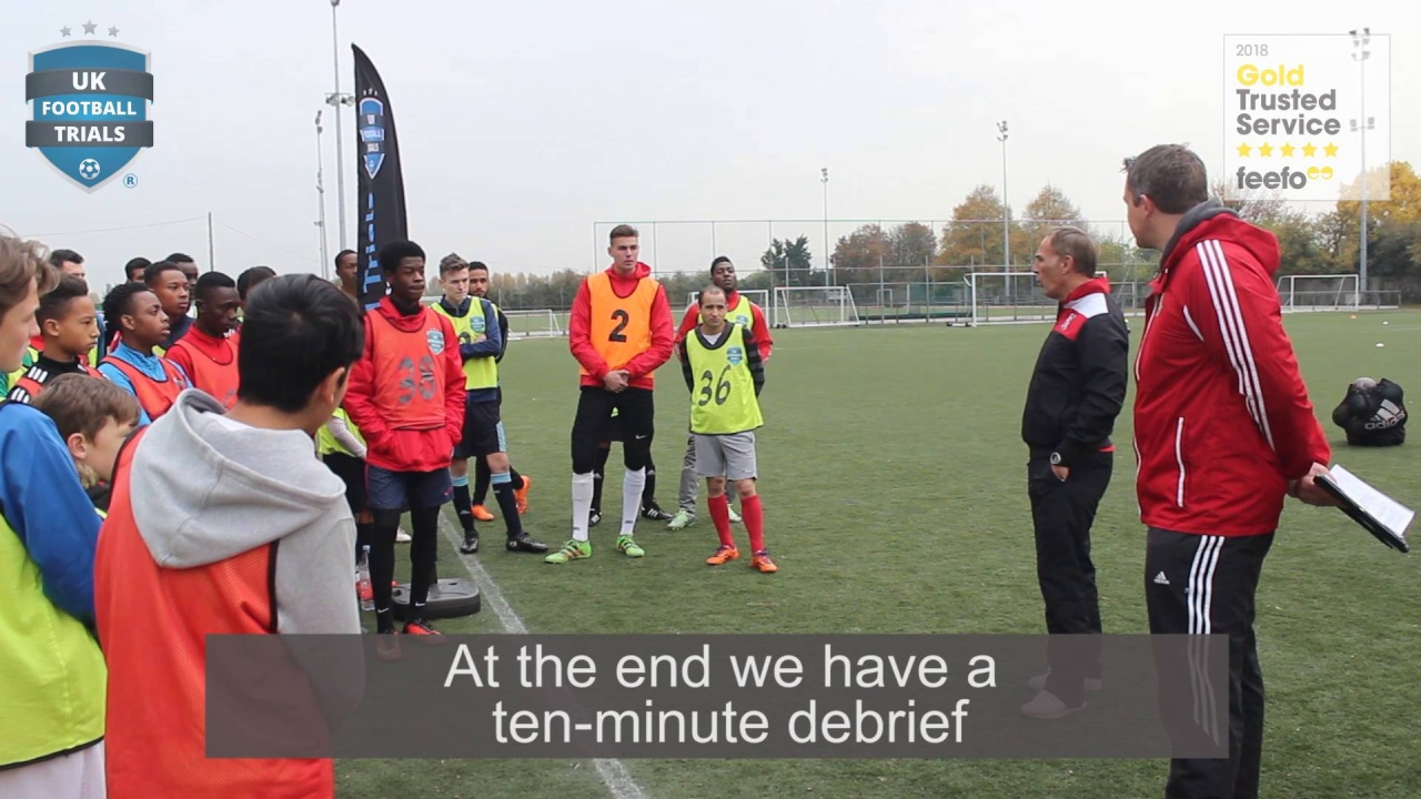 low priced c7ff6 719be UK Football Trials - Dates For The next Football Trials in London ...