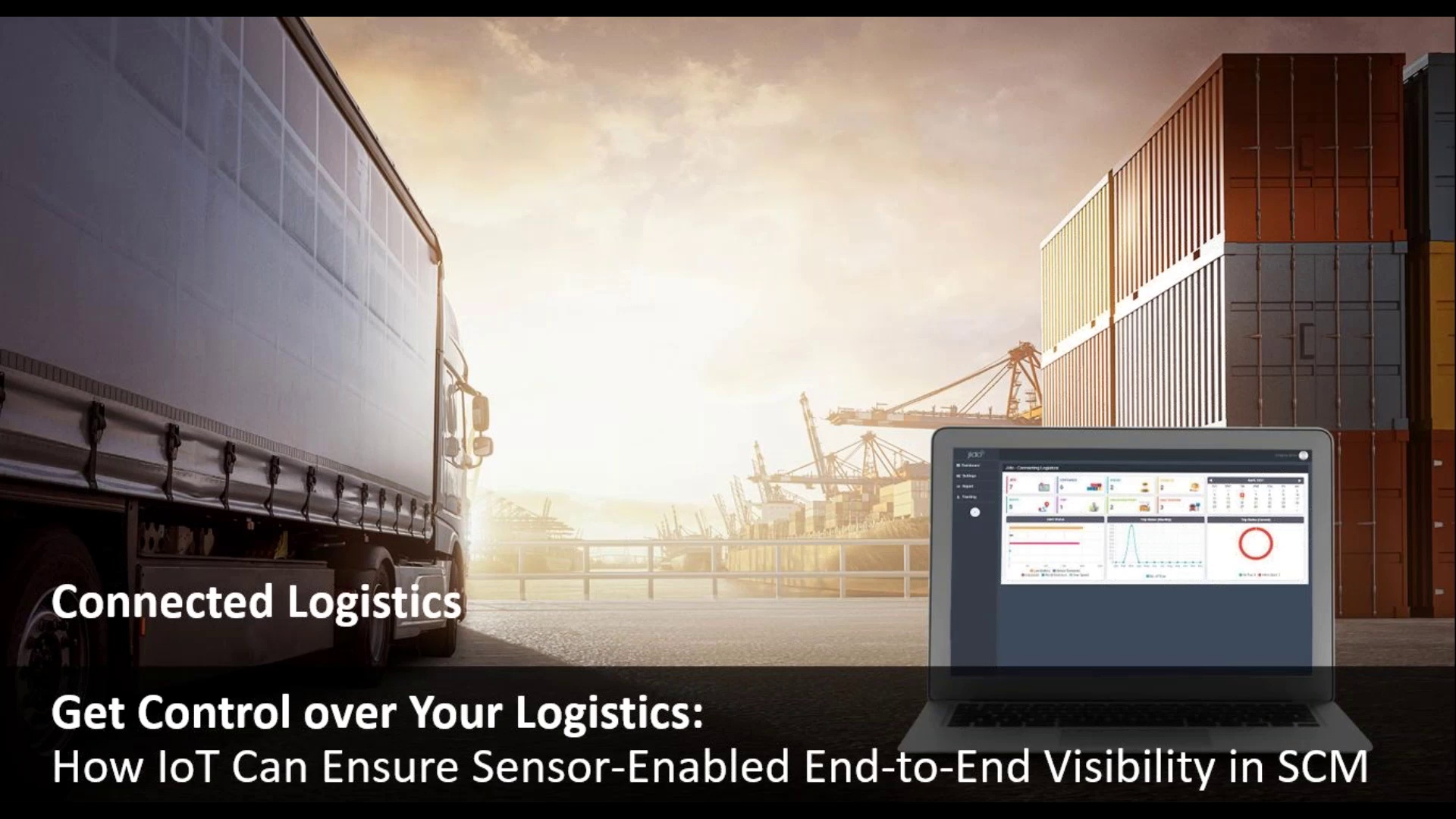 ow IoT Can Ensure Sensor-Enabled End-to-End Visibility in SCM