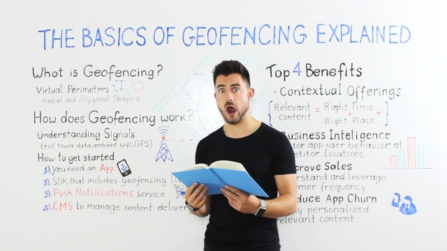 Wistia video thumbnail - What is Geofencing?