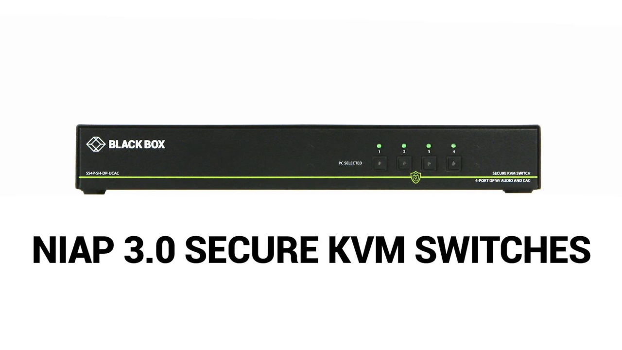Secure KVM SWITCHES_US on