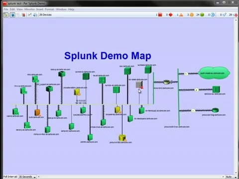Intermapper App for Splunk Enterprise