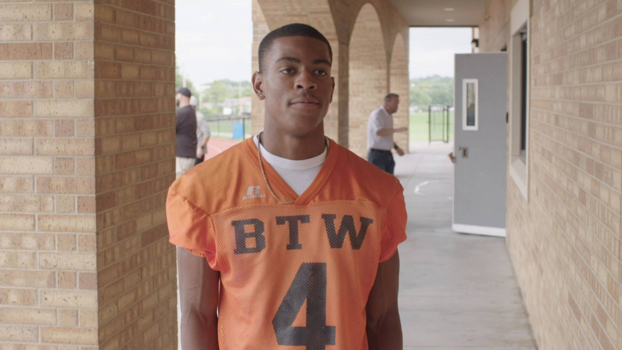 finest selection f10e4 421d9 DJ Jones on commiting to OSU