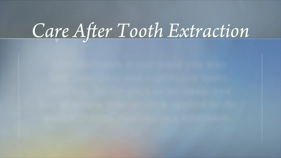 After Multiple Tooth Extractions Oral Surgery Richmond Va