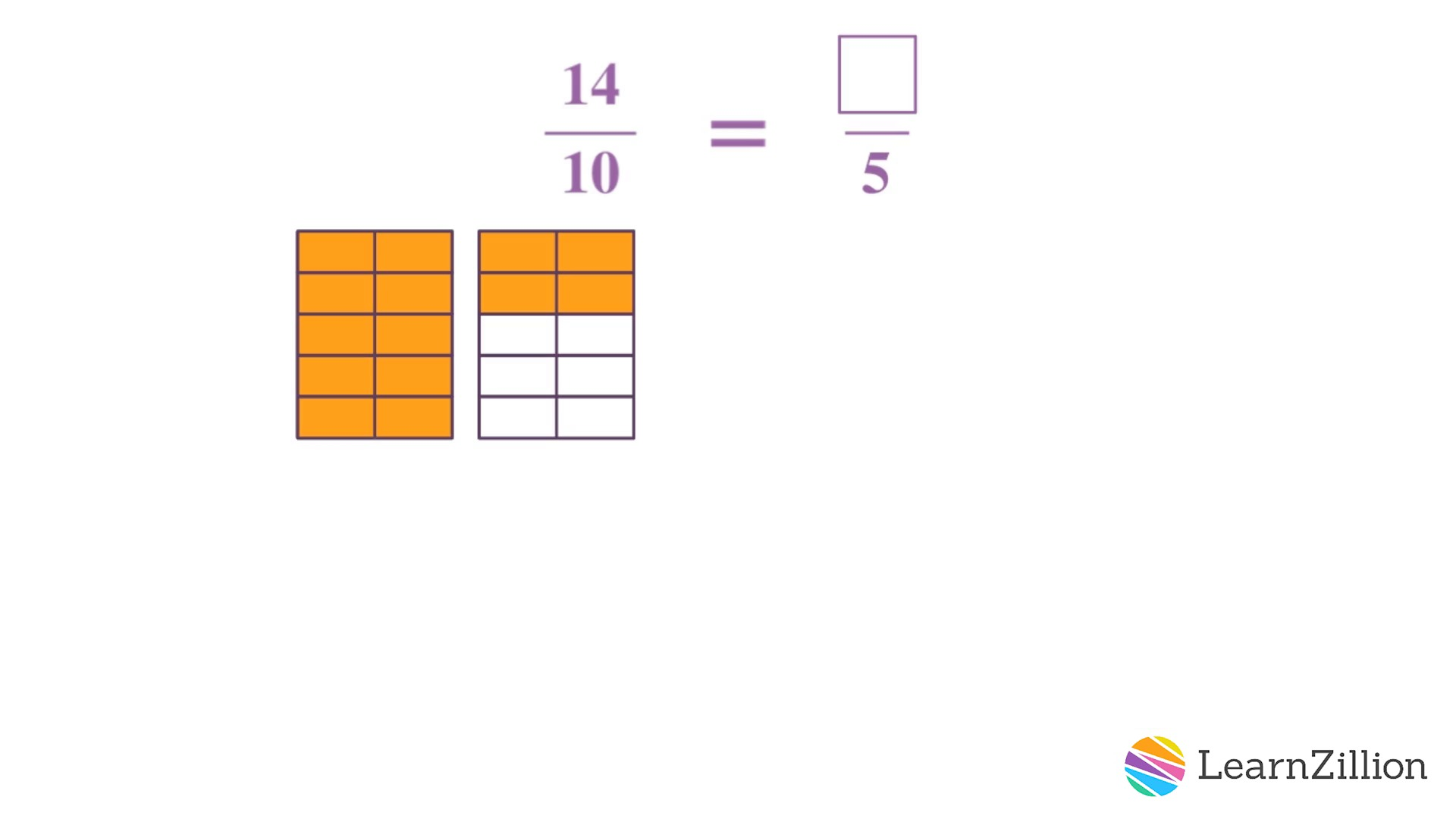 Generate Equivalent Fractions With Multiplication And Division (fp)   Learnzillion