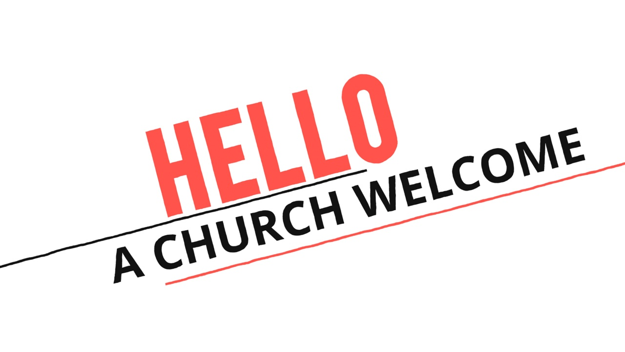 Hello a church welcome videos the skit guys hello a church welcome m4hsunfo