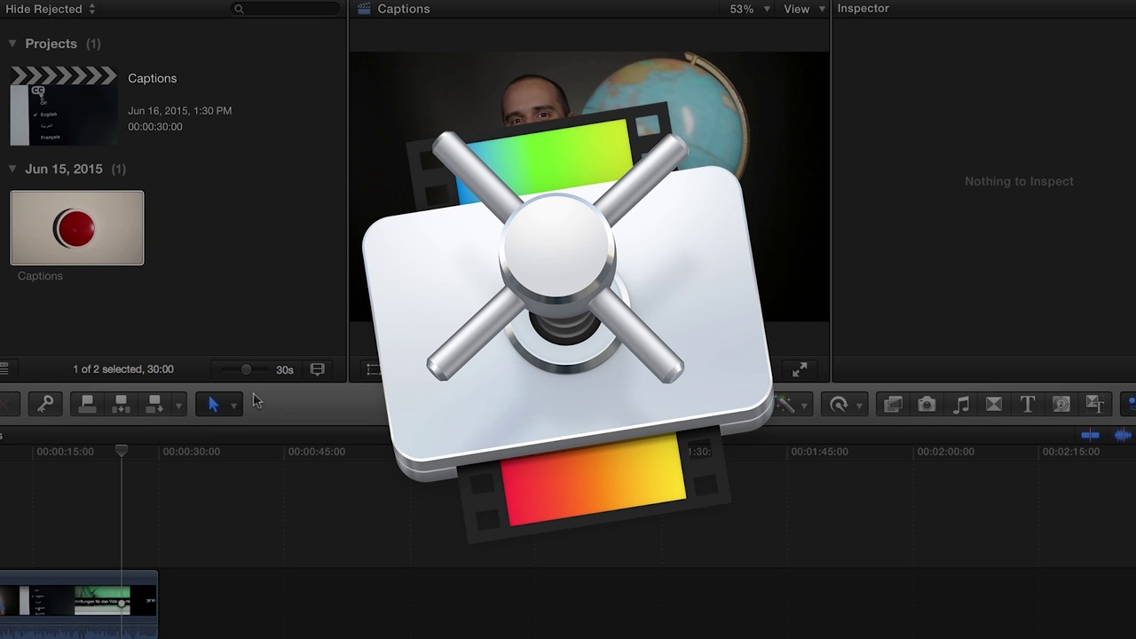 Exporting Guide: Apple Compressor