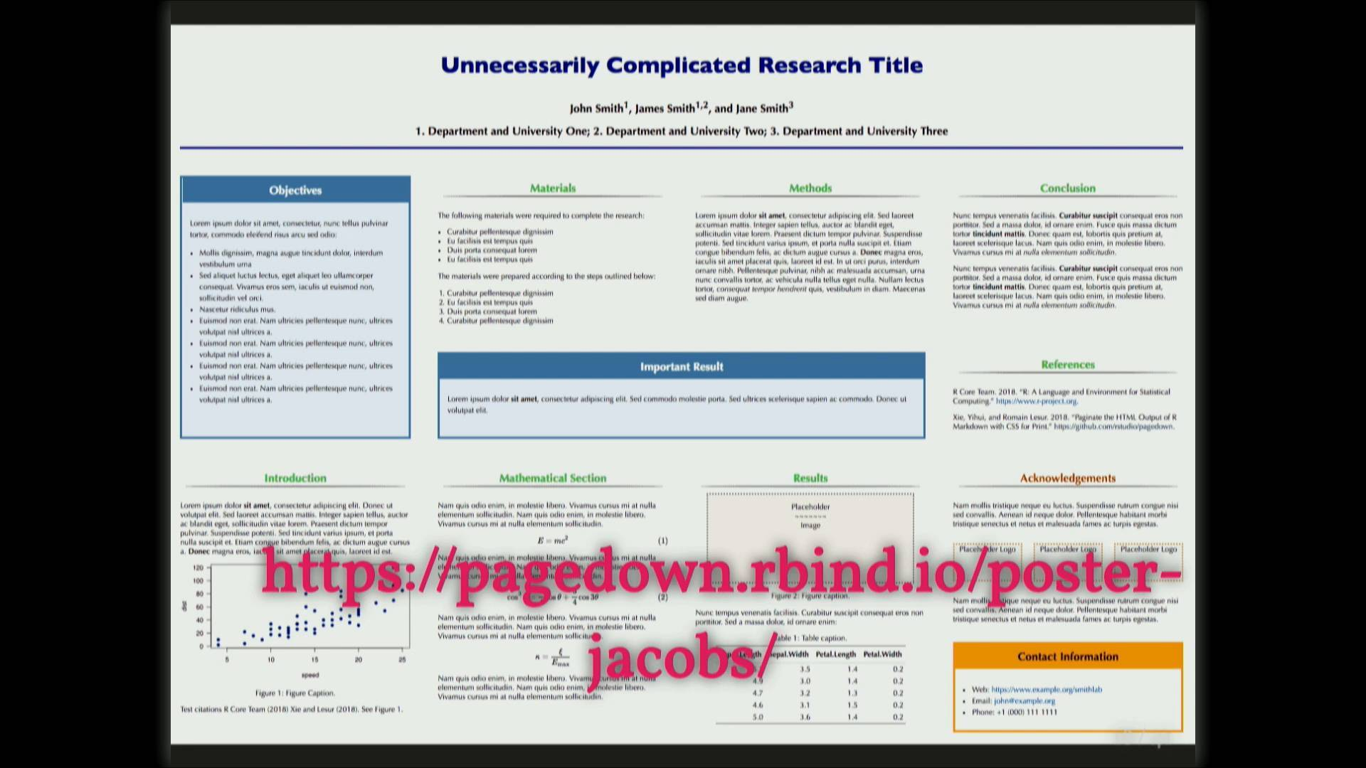 pagedown Creating beautiful PDFs with R Markdown and CSS - Yihui Xie