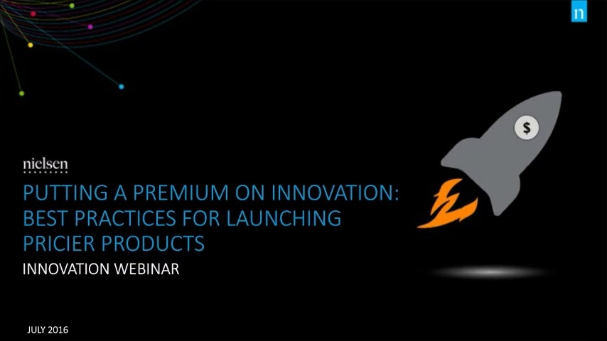 Webinar: Putting a Premium on Innovation - Best Practices