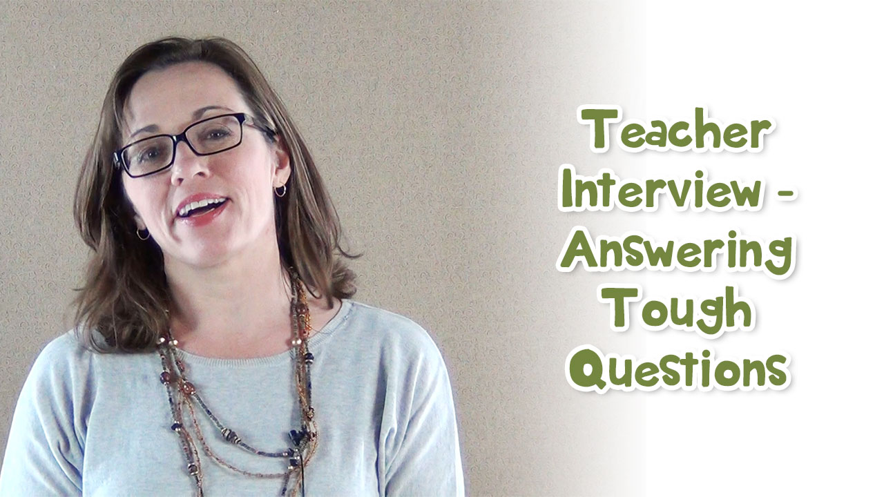 teacher interview questions classroom caboodle