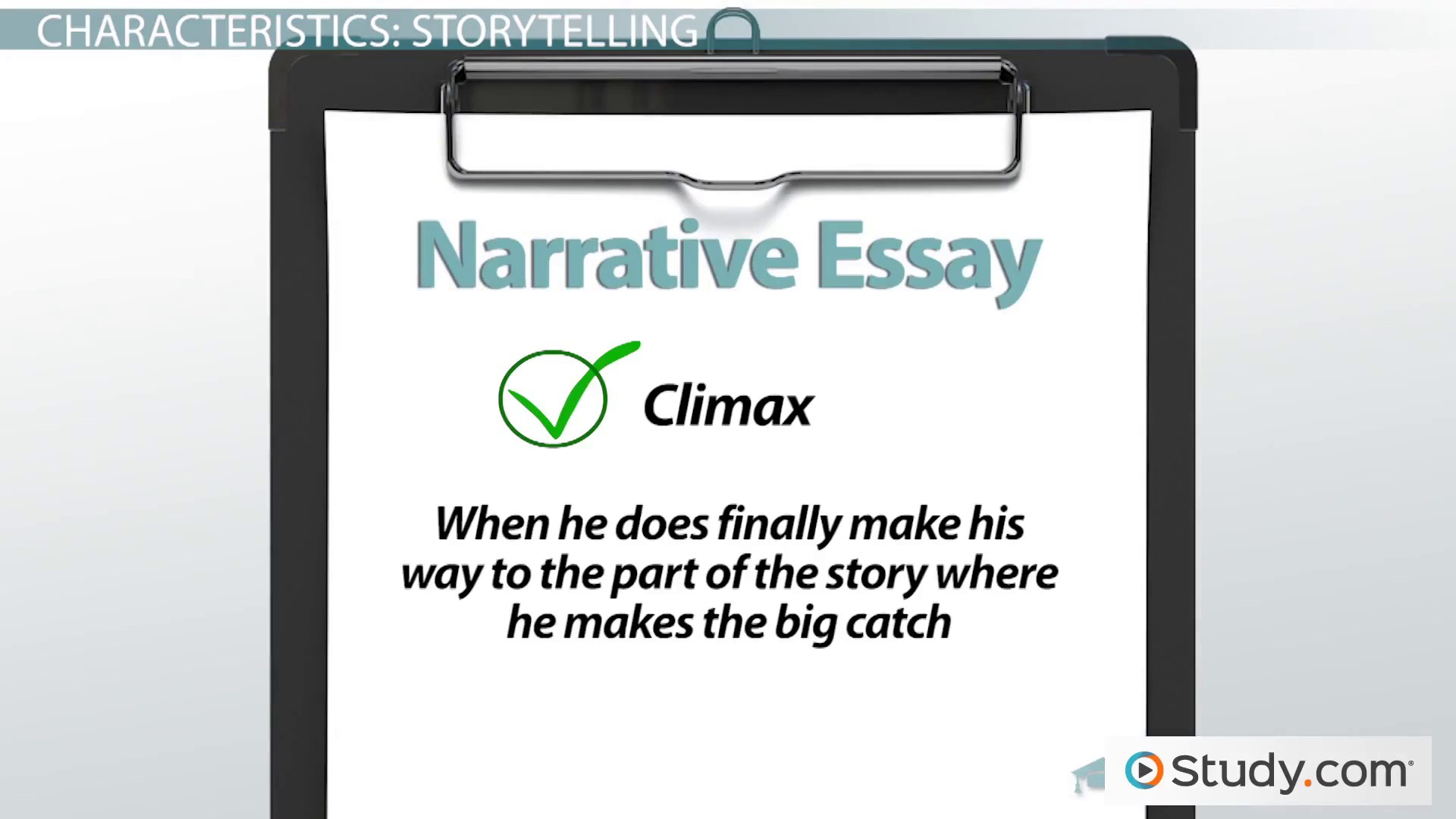 narrative essay definition examples characteristics