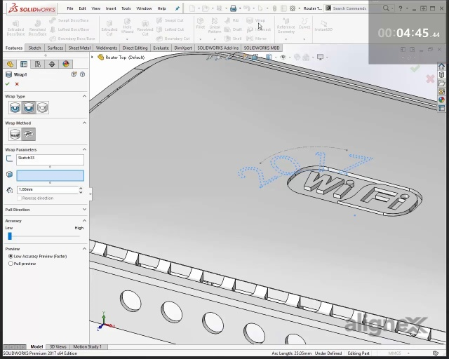 Wistia video thumbnail - Model Mania Contest at SOLIDWORKS 2017 Launch