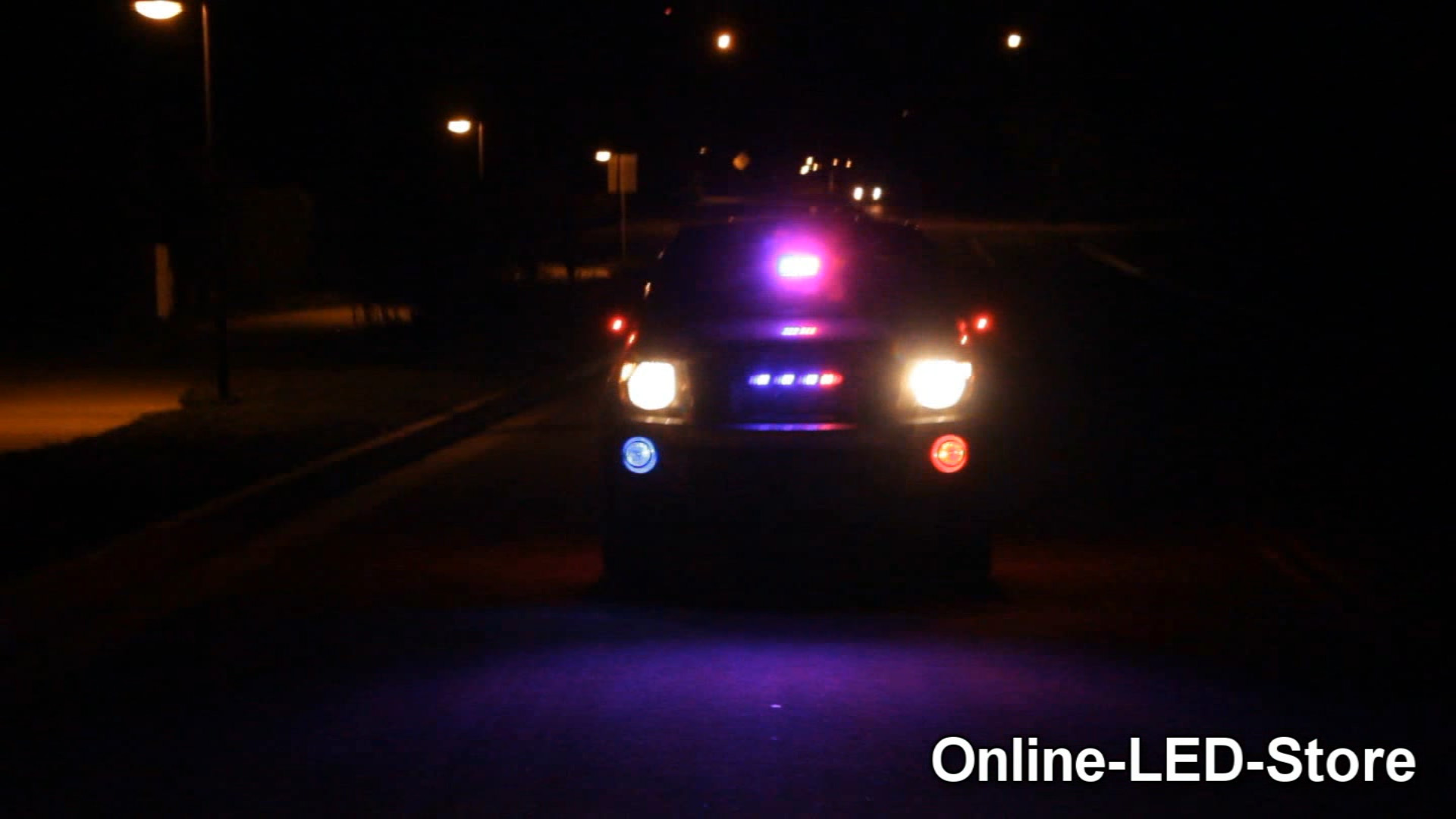 Police LED Lights U0026 Police Sirens. Video Thumbnail