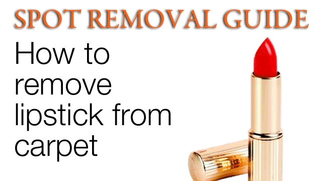 Spot Removal Guide   COIT