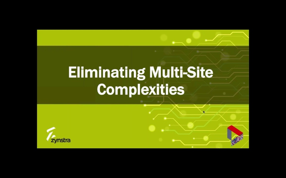 Webinar: Eliminate Multi-Site IT Complexity (with poll)