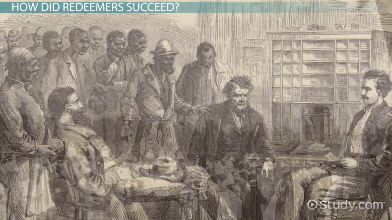 the reconstruction era and freedom essay